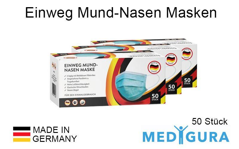 Made in Germany - Atemschutzmaske
